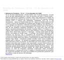 Boletim do Prodasen comenta lançamento da fase experimental