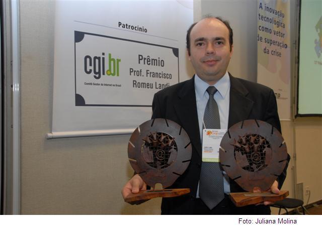 LexML é laureado com dois prêmios de Informática Pública