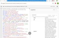 Portal LexML disponibiliza metadados das normas jurídicas federais com marcação Schema.org/Legislation